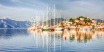 отдыха на Эгейском побережье